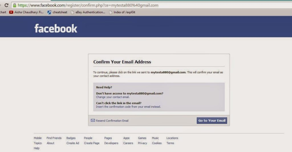 How I hacked your unverified facebook accounts ! – Abhibandu