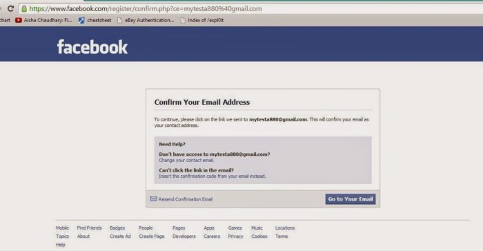 How I hacked your unverified facebook accounts ! – Abhibandu